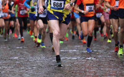 Correr faz bem à saúde